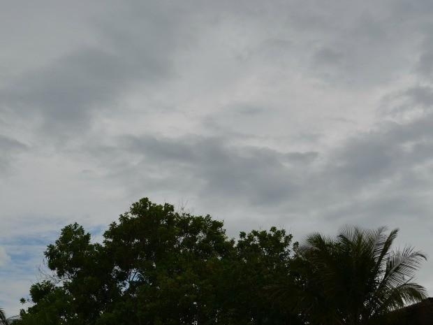 Legenda: Tempo deve ficar nublado em todo o Cone Sul de RO, neste sábado, 16 ( (Foto: Dennis Weber)