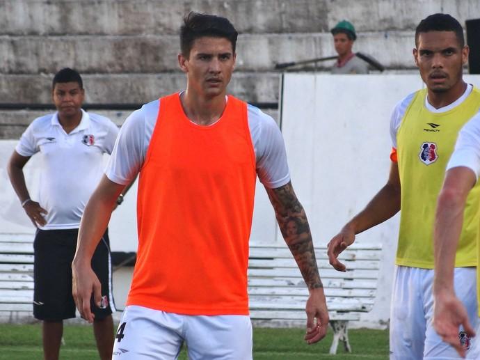 Everaldo Santa Cruz (Foto: Daniel Gomes)