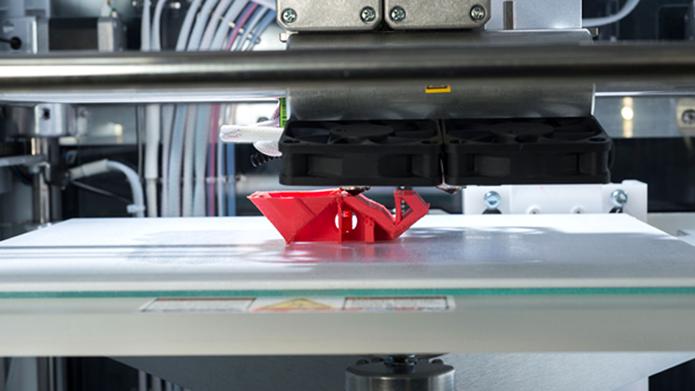 Impressoras SLS podem aceitar vários tipos de materiais (Foto: Divulgação/Digital School)