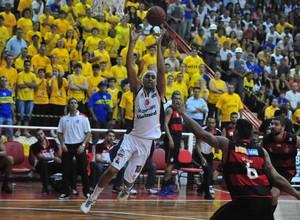 São José Flamengo Jefferson William (Foto: Claudio Capucho/PMSJC)