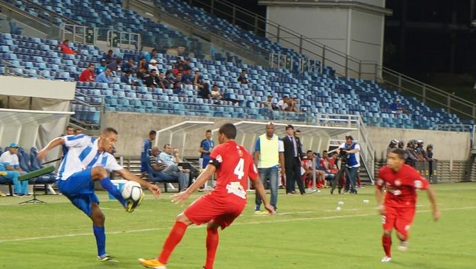 Dom Bosco e União na Arena Pantanal (Foto: Adriane Rangel/FMF)