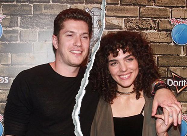 Caio Paduan e Julia Konrad (Foto: Sérgio Gallo/ Ed. Globo)