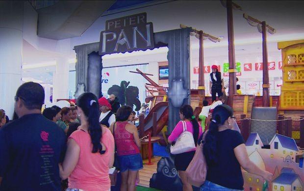 Parque Peter Pan é dica da Agenda (Foto: Agenda)