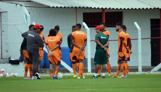 Boa Esporte enfrenta o Ceará na 13ª rodada da Série B (Foto: Régis Melo)