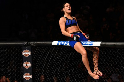 Courtney Casey UFC Sioux Falls (Foto: Getty Images)