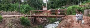 Prefeitura de Agudos realiza obras de prevenção nos bairros