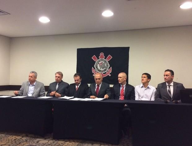 Reunião oposição do Corinthians