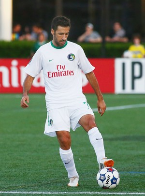 Raúl Hernández - New York Cosmos (Foto: Getty Images)