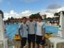 Atletas piauienses se preparam para seletiva Gymnasíade em Minas Gerais