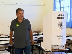 Eloisio Cunha eleito prefeito de Ervália (Foto: Reprodução/TV Integração)