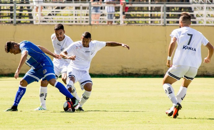 Bragantino x Água Santa Campeonato Paulista Série A2 (Foto: Rafael Moreira/C.A. Bragantino)