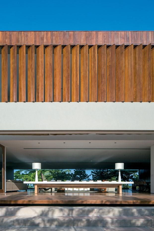 Casa Arthur Casas Pernambuco (Foto: Leonardo Finotti / divulgação)