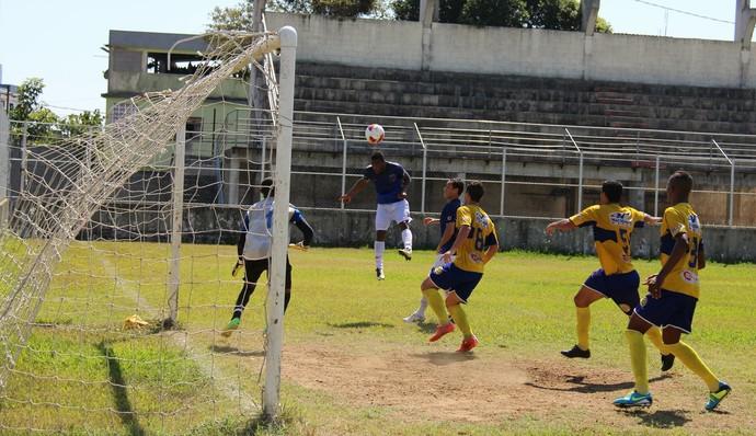 Campeonato Capixaba Série B 2015: GEL x Doze (Foto: Divulgação/Doze FC)