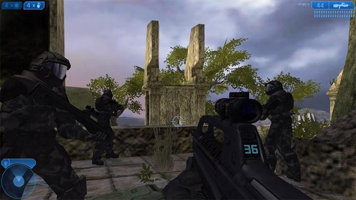 Halo 2 (Foto: Divulgação)