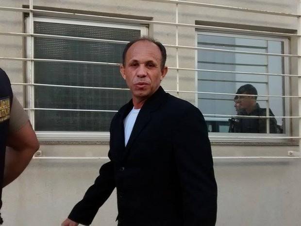 Cabo Melo é o principal suspeito de matar Chiquinho Despachante (Foto: Jucilene Magalhães/ G1)