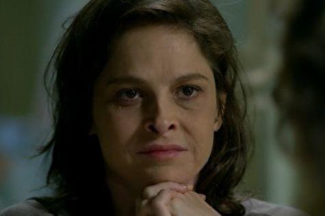 Drica Moraes é Cora em 'Império' (Foto: Reprodução)
