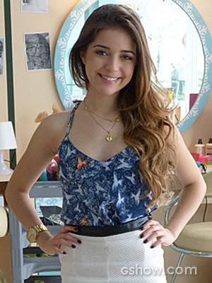 Flaviana (Foto: Malhação / TV Globo)