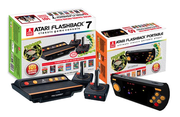 Atari terá versão portátil e nova reedição do console (Foto: Divulgação/FunstockRetro)