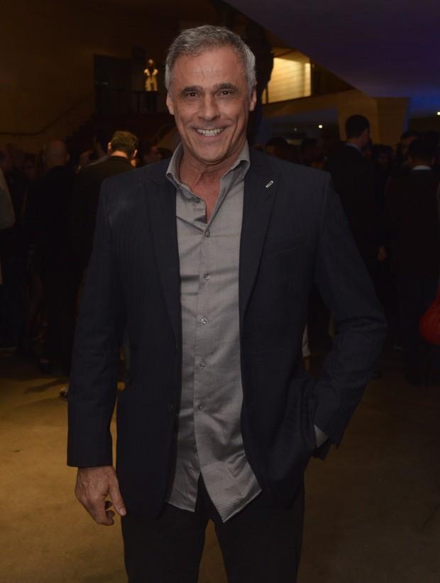 Oscar Magrini (Foto: Fabio Cordeiro/Ed. Globo)
