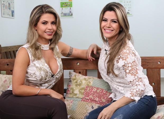 Cacau Colucci e Tânia Oliveira (Foto: Thais Aline/ Agência Fio Condutor)