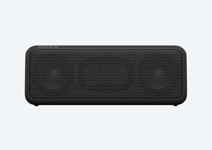 XB3 é a top de linha da Sony com duração de bateria impressionante e promessa de som de boa qualidade, graças ao sistema com dois radiadores passivos (Foto: Divulgação/Sony)