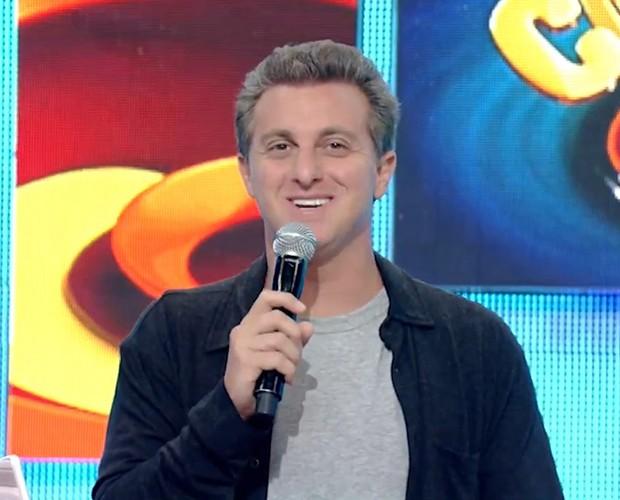 Luciano Huck (Foto: Caldeirão do Huck / TV Globo)
