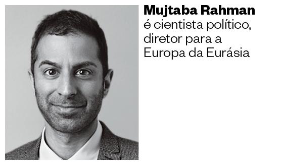 Mujtaba Rahman (Foto: Arquivo pessoal )