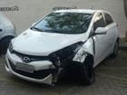Suspeito de roubar carro bate ao fugir da polícia e é preso no Recife