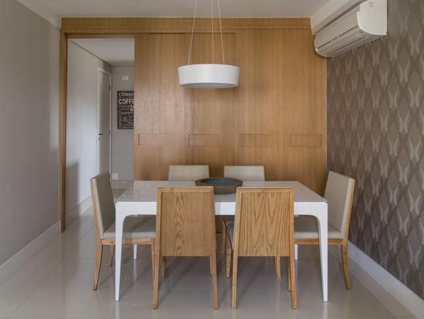 Apartamento em São Paulo une elegância e praticidade  (Foto: Evelyn Müller)