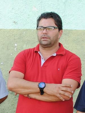 Claudemir Peixoto União Barbarense Leão da Treze (Foto: Rosângela Luciano / Diário SBO)