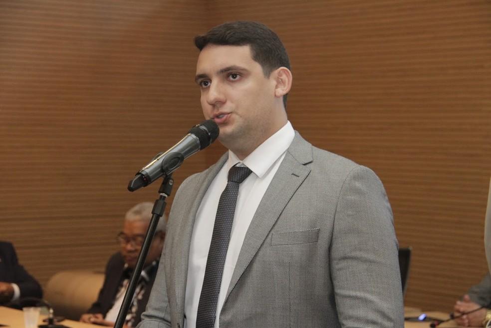 Vereador Romero Albuquerque (PP) teve o mandato cassado nesta quinta (22) pela Justiça Eleitoral (Foto: Câmara Municipal do Recife/Divulgação)