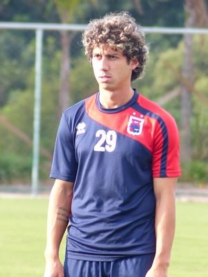 Éder Paraná (Foto: Monique Silva)
