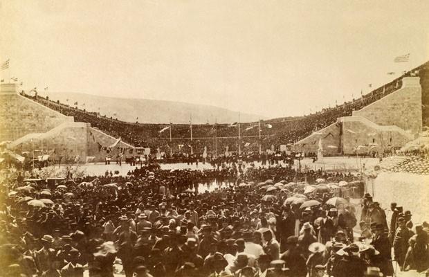 Jogos Olímpicos de Atena  (Foto: Divulgação )