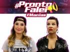 Claudinha revela mania engraçada no #ProntoFalei: 'Conto placas no trânsito'