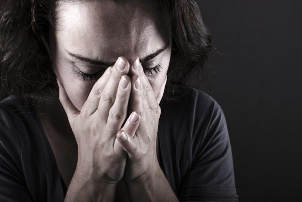 50% das denúncias registradas estão relacionadas a violência física (Foto: Thinkstock)