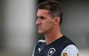 Vagner Mancini Treino Botafogo (Foto: Satiro Sodre/SS Press)