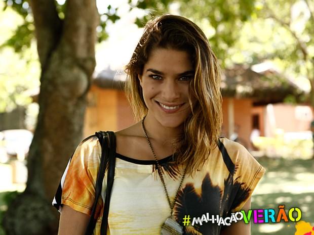 Priscila Fantin volta com tudo para interpretar a empresária Raquel em Malhação (Foto: Inácio Moraes)