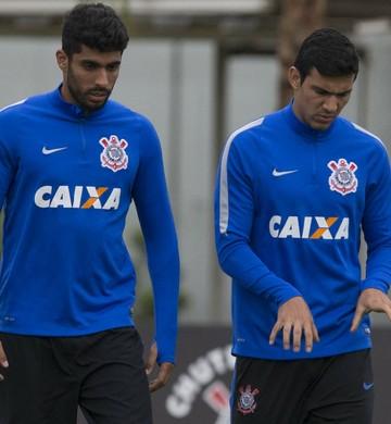 Vilson Balbuena Corinthians (Foto: Daniel Augusto Jr./Agência Corinthians)