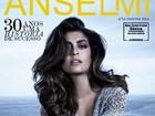 Juliana Paes mostra capa de revista e dispensa a modéstia: 'Me achei linda'