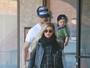 Filho de Fergie e Josh Duhamel esbanja estilo