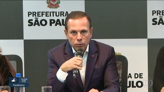 MP envia à Justiça manifestação contrária à internação compulsória pedida por Doria