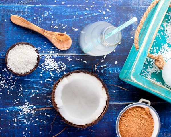 Os benefícios do coco (Foto: Think Stock)