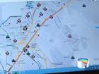 São José tem mapas online para ciclismo e pontos culturais