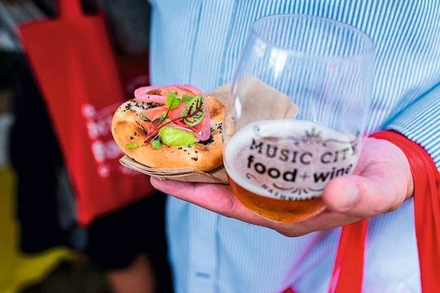Music City Food + Wine  (Foto: Divulgação)
