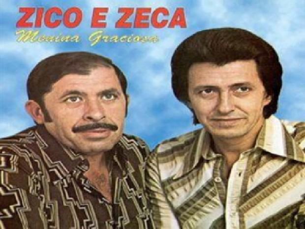 Dupla Zico e Zeca foi uma das mais famosas do sertanejo raiz (Foto: Divulgação)