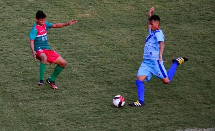 EC Taubaté x Pinheiro Copa São Paulo (Foto: Danilo Sardinha/GloboEsporte.com)