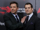 'Medo permeia embate entre Batman e Superman', diz Ben Affleck