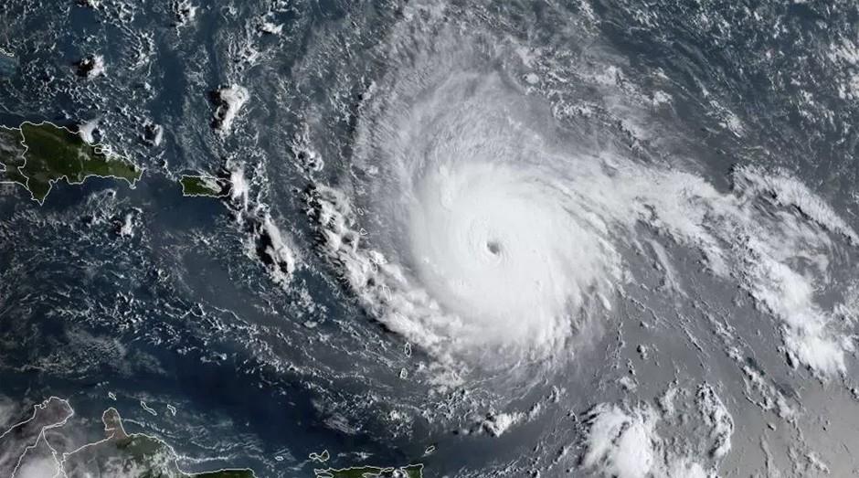 Furacão Irma causou danos bilionário (Foto: Reprodução)