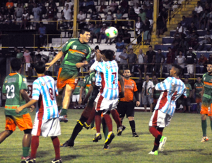 Copa dos Bairros Manaus (Foto: Antônio Lima/Semjel)