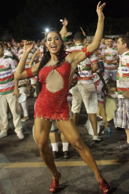 Gracyanne Barbosa (Foto: Leo Franco / AgNews)